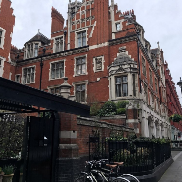 CHILTERN FIREHOUSE London
